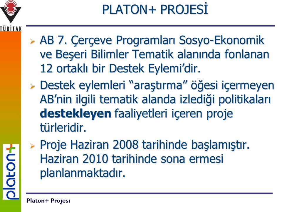 PLATON+ PROJESİ  AB 7.