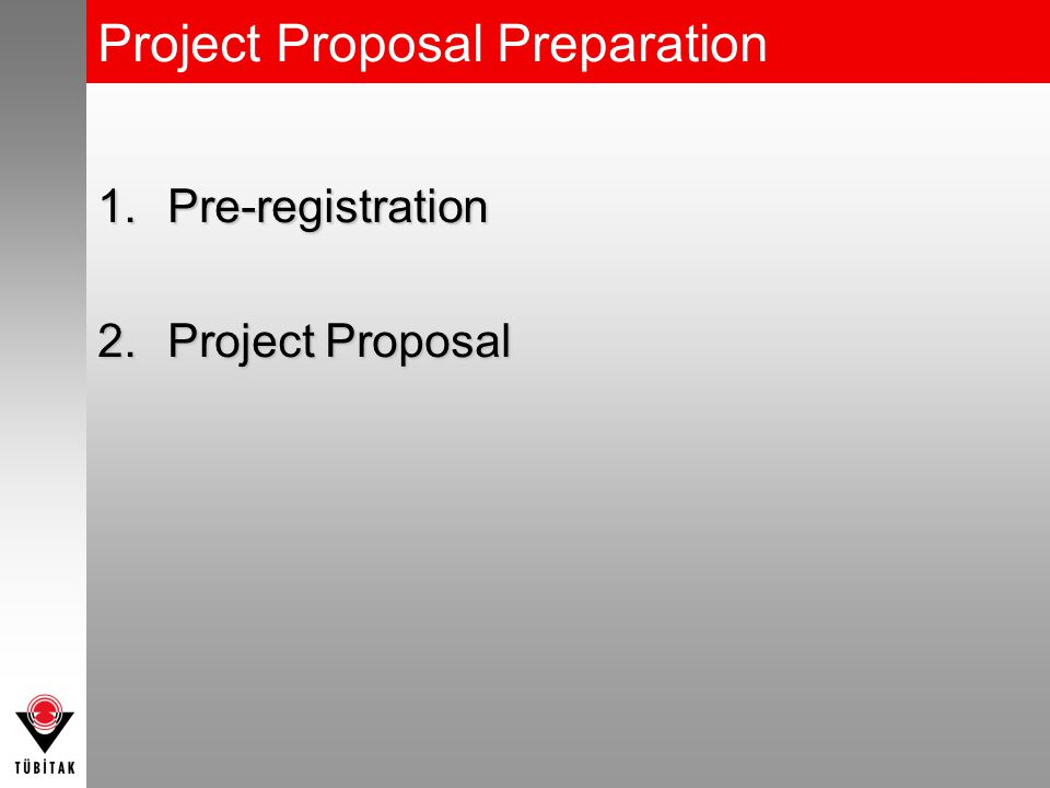 2- Project Proposal