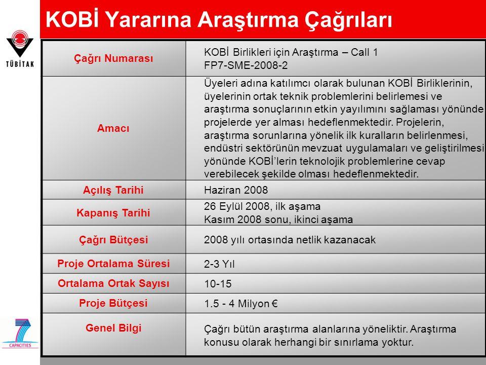 TÜRKİYE'DEN ÇOKLU ORTAKLIK TEŞVİK ÖDÜLÜ AB 7.ÇP kapsamında Ar-Ge projelerinde; özel kuruluş-özel kuruluş, özel kuruluş-üniversite, özel kuruluş-kamu aynı projede koordinatör ya da ortak olarak yer alıyor olmaları Bu çoklu ortaklığı sağlayan proje koordinatörüne 12.000 Euro karşılığı Türk Lirası, Bu çoklu ortaklığı aynı projede sağlayan Türk ortaklara 2.000 Euro karşılığı Türk Lirası ödül Neden 7.ÇP?
