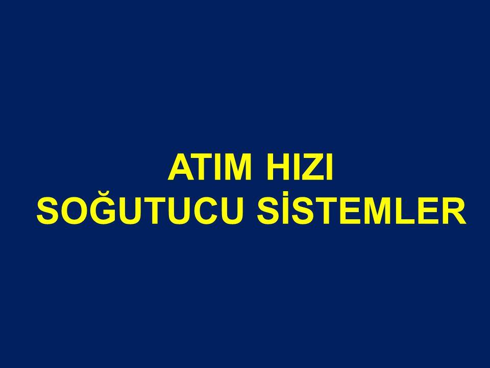 ATIM HIZI SOĞUTUCU SİSTEMLER