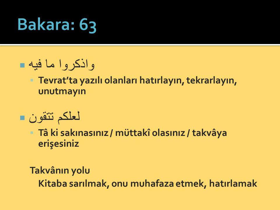  Benim tehdidimden korkanlara [havf] sen Kur'ân ile öğüt ver.