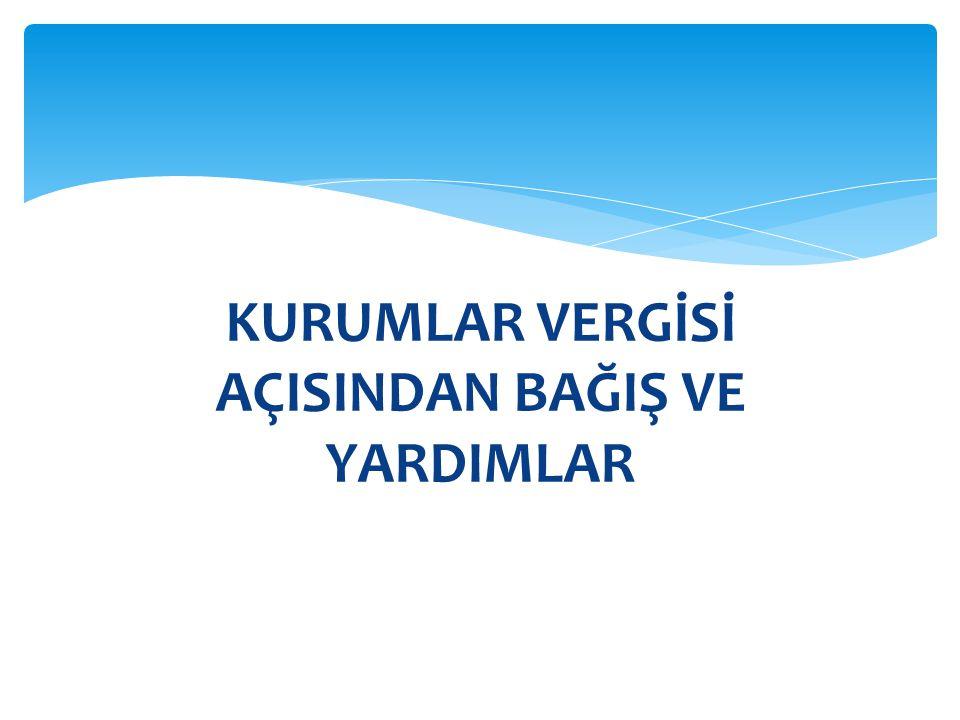 Bağış ve yardımın yabancı para cinsinden yapılması durumunda, yardımın yapıldığı tarihteki yabancı paranın Türkiye Cumhuriyet Merkez Bankası döviz alış kuruna göre hesaplanacak TL karşılığı esas alınacaktır.