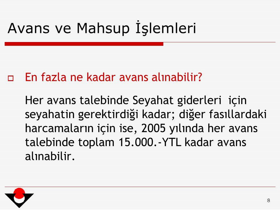 69 Diğer Hususlar  Tahakkuk ve ödeme kim tarafından ne kadar sürede yapılır.