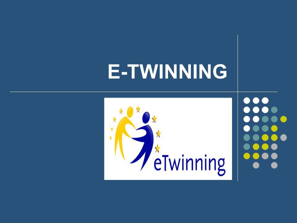 *E-Twinning nedir.