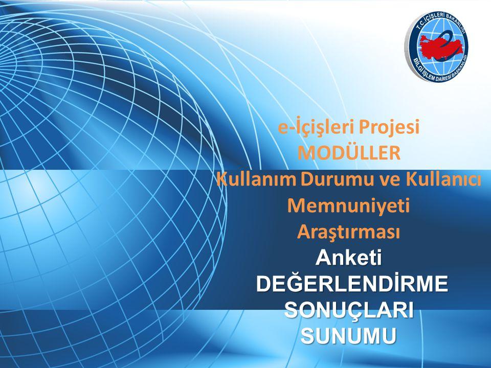Yapılması Gerekenler Eğitim ve tanıtım dokümanları içeriği Eğitim içeriği güncellenmeli ve kullanıcıyı ve projenin tüm fonksiyonlarını kapsadığı kontrol edilmelidir.