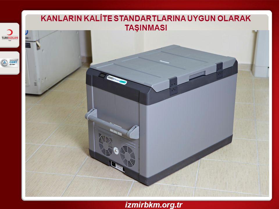 KANLARIN KALİTE STANDARTLARINA UYGUN OLARAK TAŞINMASI izmirbkm.org.tr