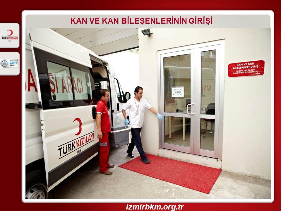 BAĞIŞLANAN KANLARIN OTOMASYON SİSTEMİNE GİRİŞİ izmirbkm.org.tr