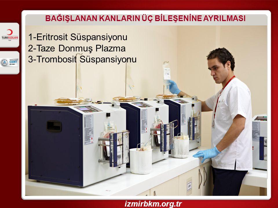 TROMBOSİT SÜSPANSİYONUN MUHAFAZA EDİLMESİ izmirbkm.org.tr