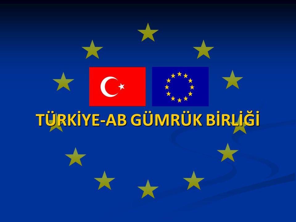 TÜRKİYE-AB MÜZAKERE SÜRECİ  Avrupa Komisyonu, 6 Ekim 2004 tarihinde yayımladığı 2004 yılı Türkiye İlerleme Raporu'nda Türkiye'nin Kopenhag siyasi kriterlerini yeterince yerine getirdiğini belirtmiştir.