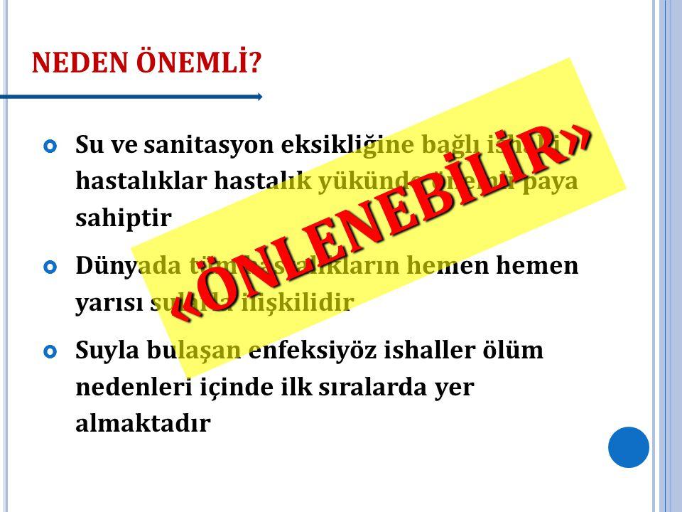 NEDEN KLOR / KLORLU BİLEŞİKLER.