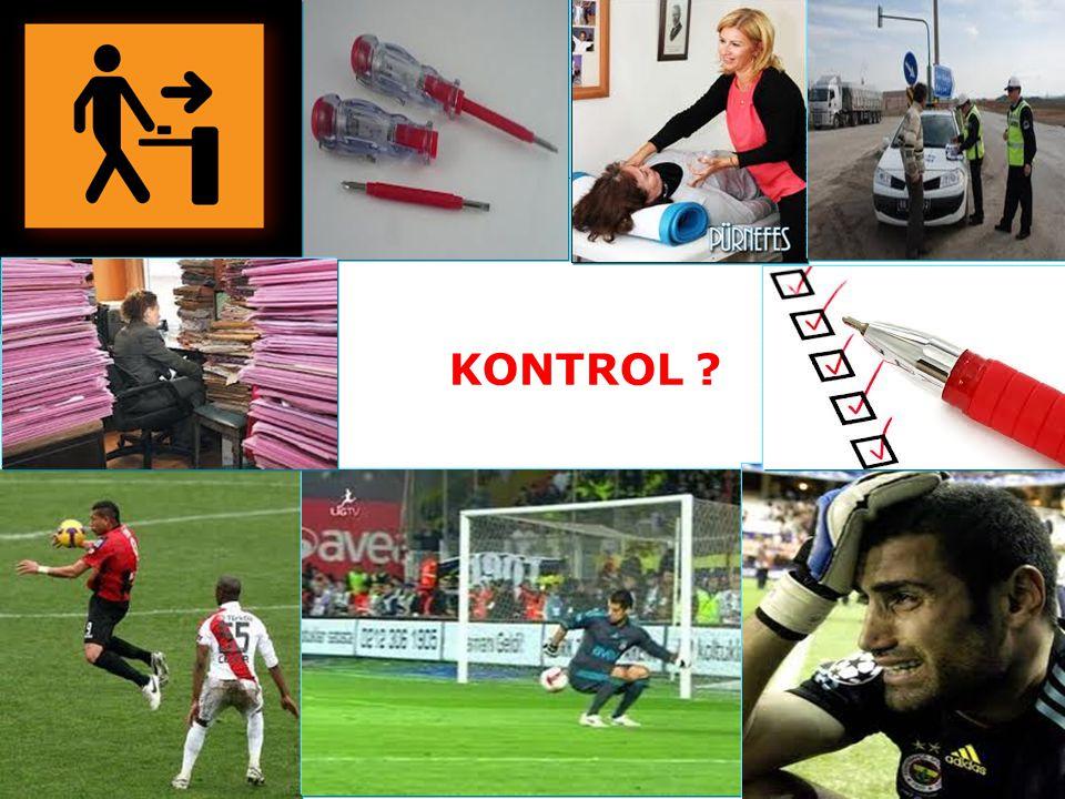 KONTROL ? 3
