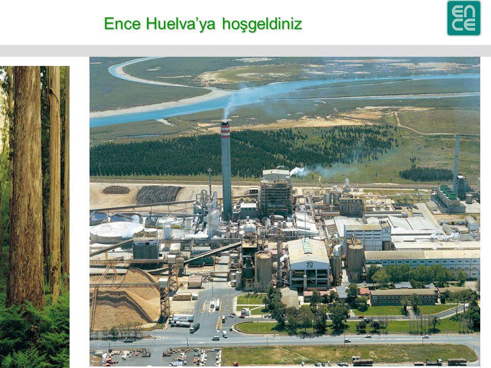 Ence Huelva'ya hoşgeldiniz