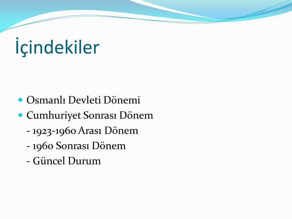 Osmanlı Devleti Dönemi Fatih Kararnamesi - Diğer adıyla Kanunname-i Ali Osman Kanunu - İki bölümden oluşur Sınıflarına göre bürokrasi rütbeleri, dereceleri ve görevleri yer alır