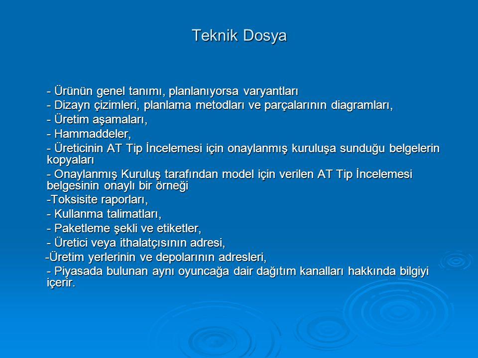 Teknik Dosya - Ürünün genel tanımı, planlanıyorsa varyantları - Ürünün genel tanımı, planlanıyorsa varyantları - Dizayn çizimleri, planlama metodları