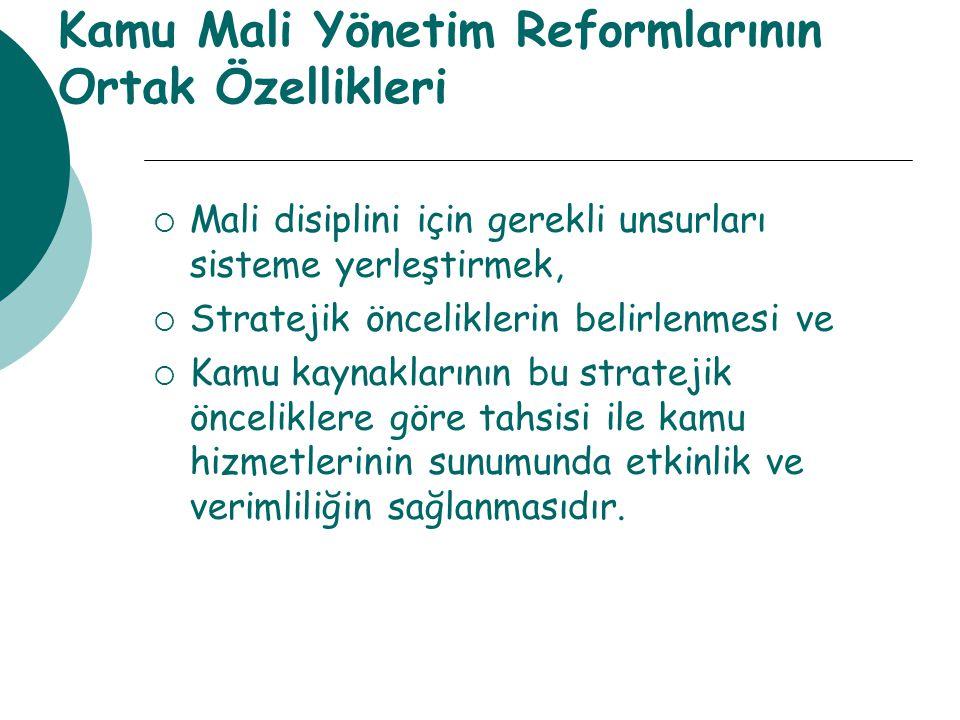 46 Mali Kural Kanun Tasarısı (5)  KİT'ler mali kural uygulaması içinde ancak mali kural formülü kapsamı dışında  Yani mali kuralın formülü genel yönetimi kapsamaktadır.