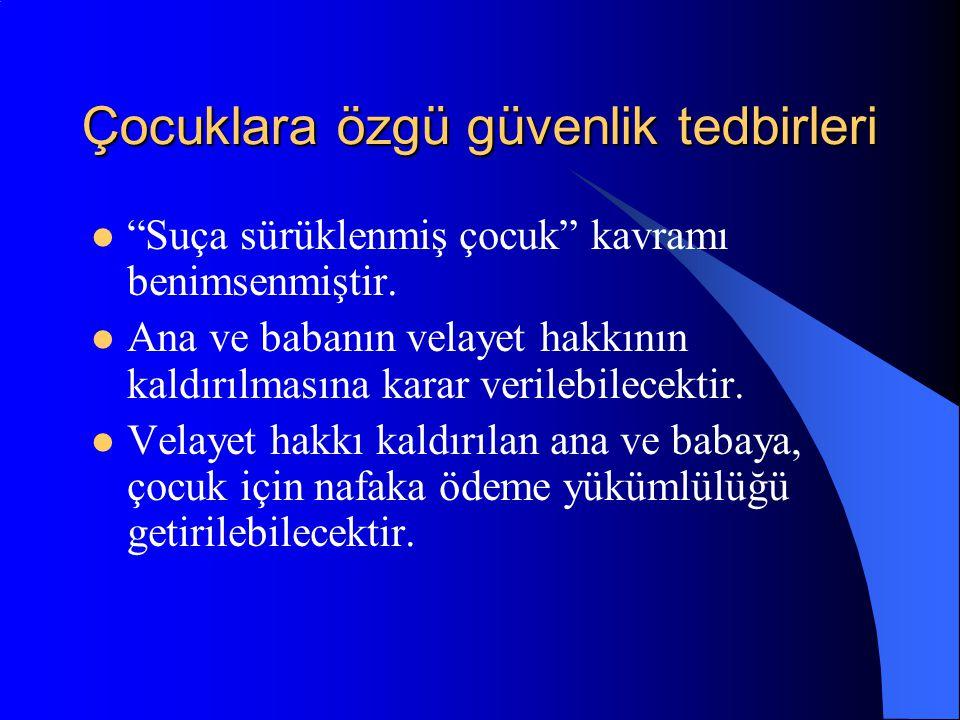Müsadere Müsadere, a) Eşya müsaderesi b) Kazanç müsaderesi olmak üzere ikiye ayrılmıştır.