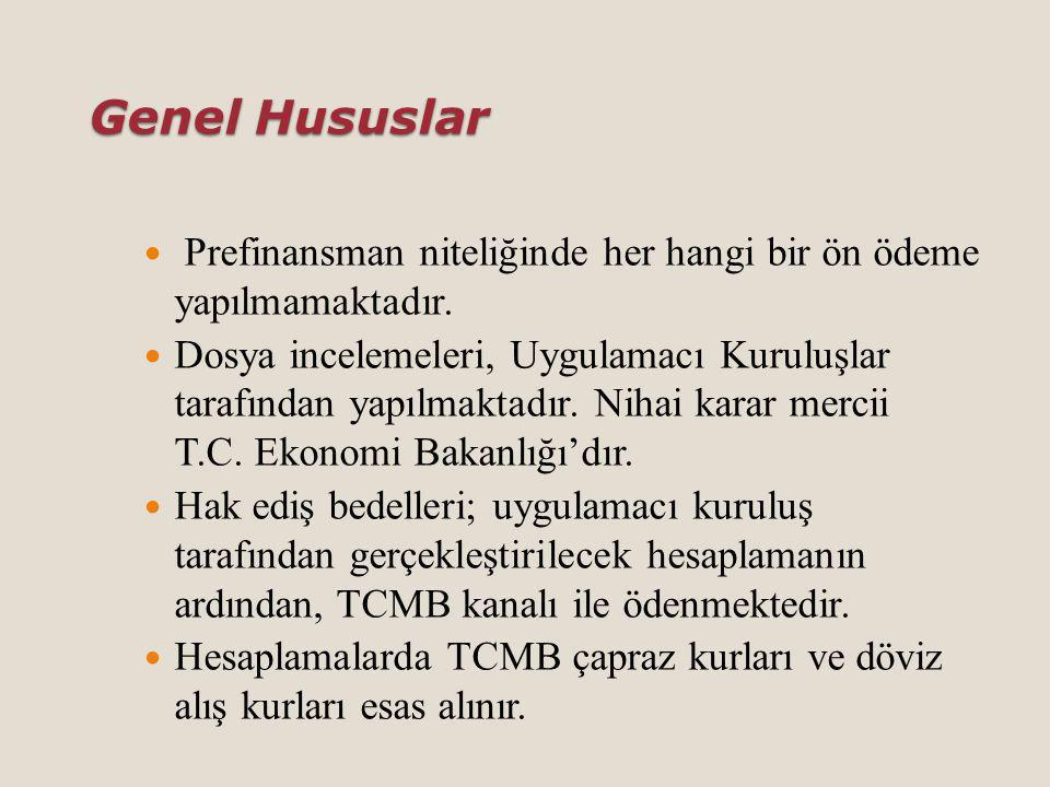 1- PAZAR ARAŞTIRMASI VE PAZARA GİRİŞ DESTEĞİ (2011/1)