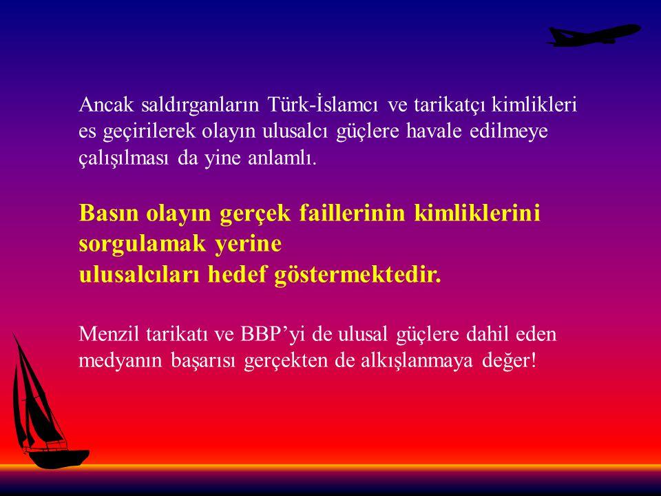 Hrant Dink: TİKKO'dan ASALA'ya Türk toplumunu Dink cinayetinin sorumlusu olarak göstermek ve dahası bunu topluma kabul ettirme arayışlarının vardığı nokta da oldukça şaşırtıcı.