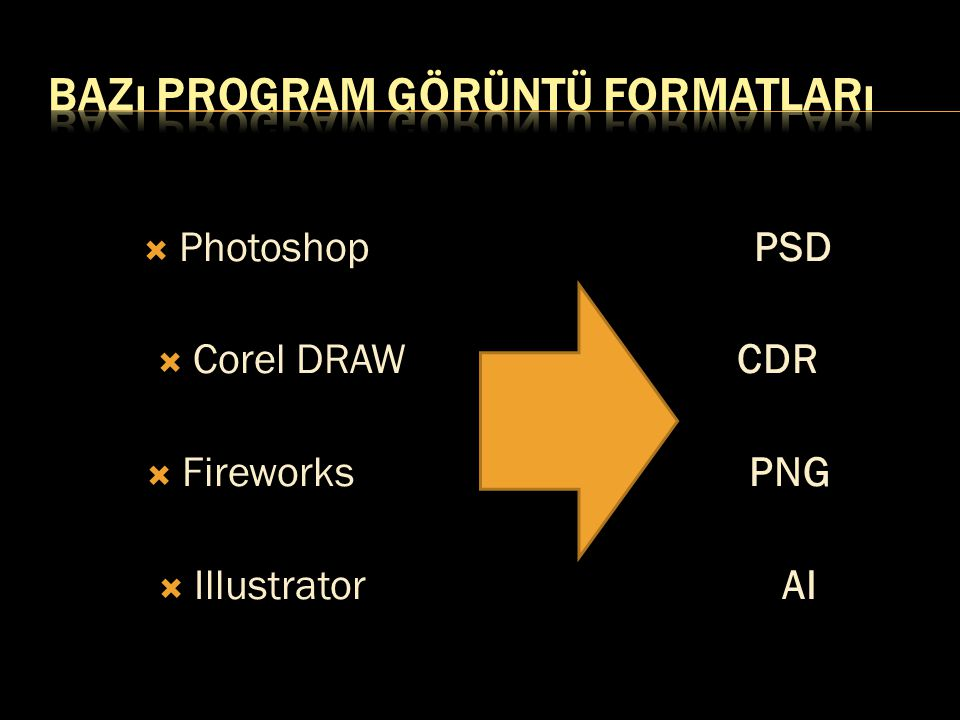  Photoshop PSD  Corel DRAW CDR  Fireworks PNG  Illustrator AI