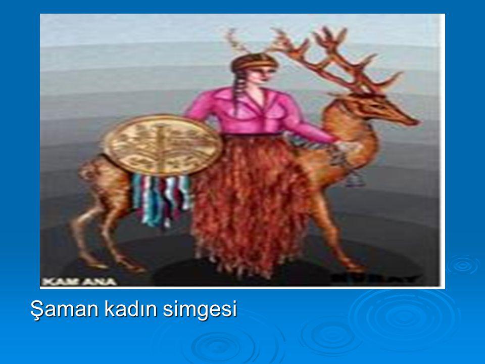   Bir şaman ancak iki yönlü bir eğitim aldıktan sonra şaman olarak tanınır :   1) Esrime düzeyinde (rüyalar, kendinden geçme, vb.)