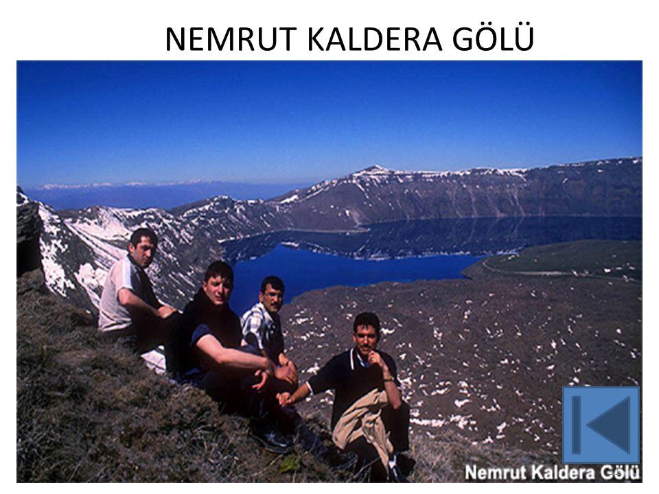 NEMRUT KALDERA GÖLÜ 11