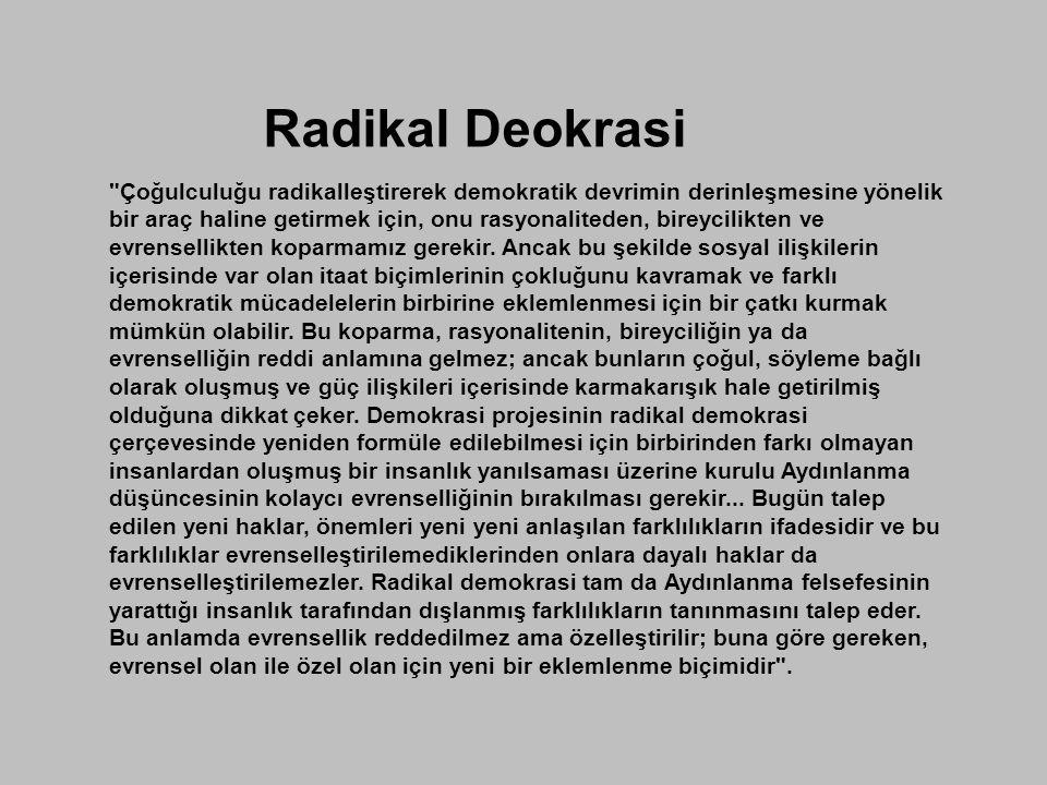 Radikal Deokrasi