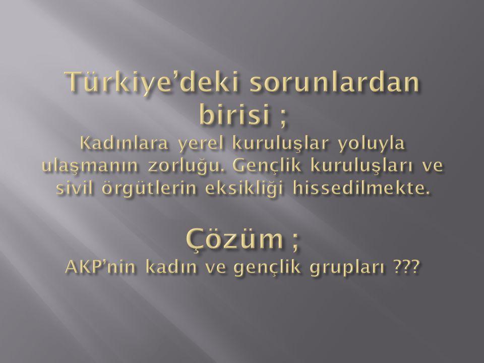 Diğer sorun ; Türkiye'de kamu hizmeti için reklam yapan gazete ve parasız televizyon kanalı bulunmamaktadır.