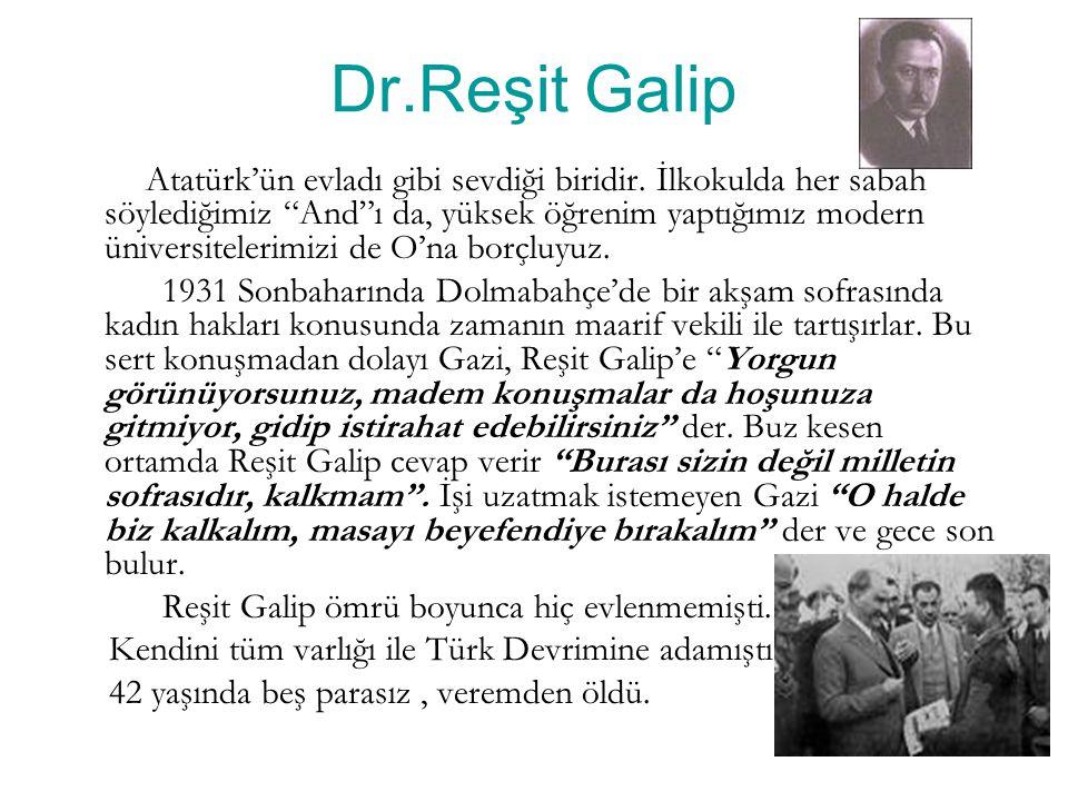 Dr.Hikmet Boran Atatürk'ün Sivas Kongresi'ni toplayacağını öğrenen askeri Tıbbiyeliler biz de temsilci yollamalıyız diyerek o zaman 3.sınıf talebesi o
