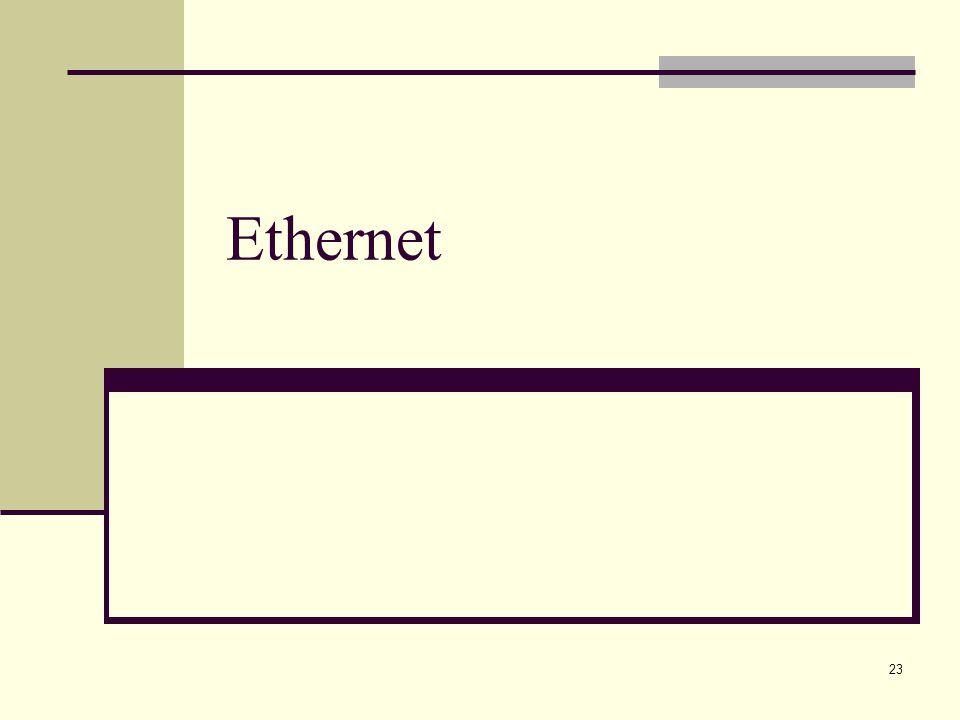 23 Ethernet