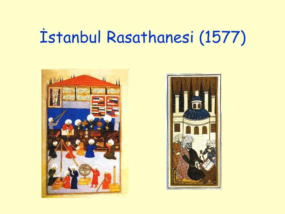 İstanbul Rasathanesi (1577)