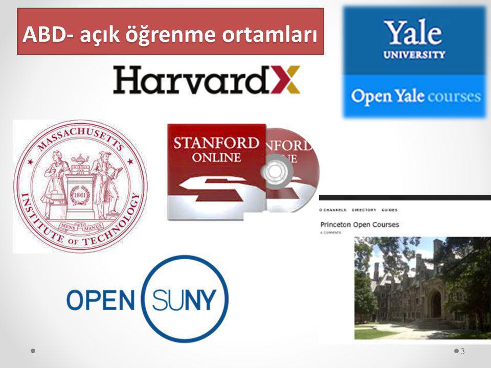 ABD- açık öğrenme ortamları 3