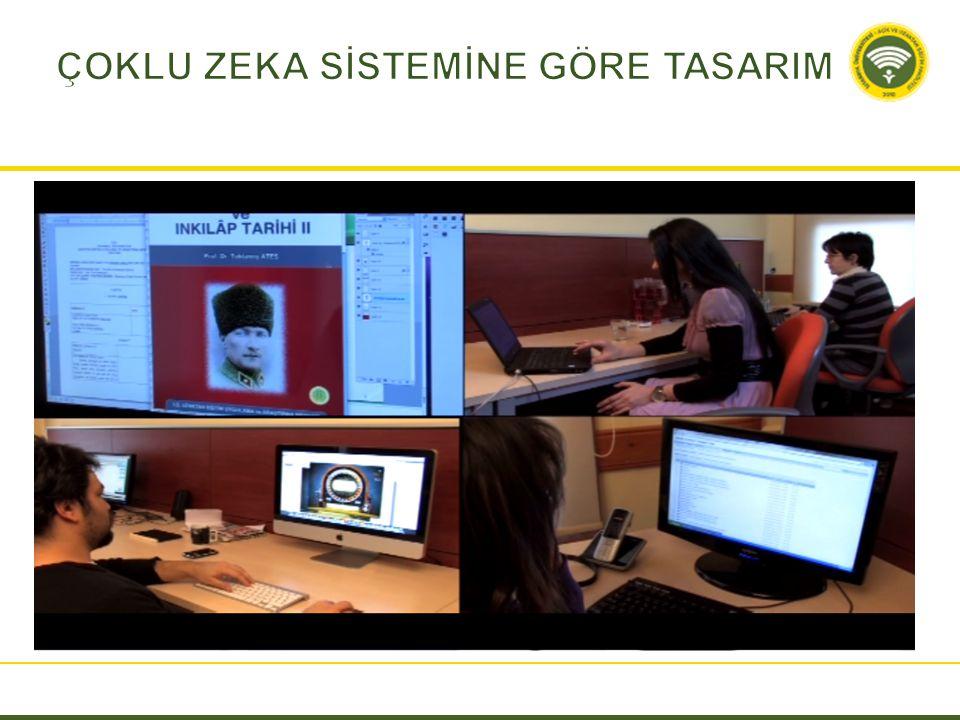 Klasik Eğitim ile Bilgisayar Destekli Eğitim Karşılaştırması Geleneksel ve Görsel uygulamalara eşlik eden 80 Coğrafya Lisans öğrencisi seçilmiştir.