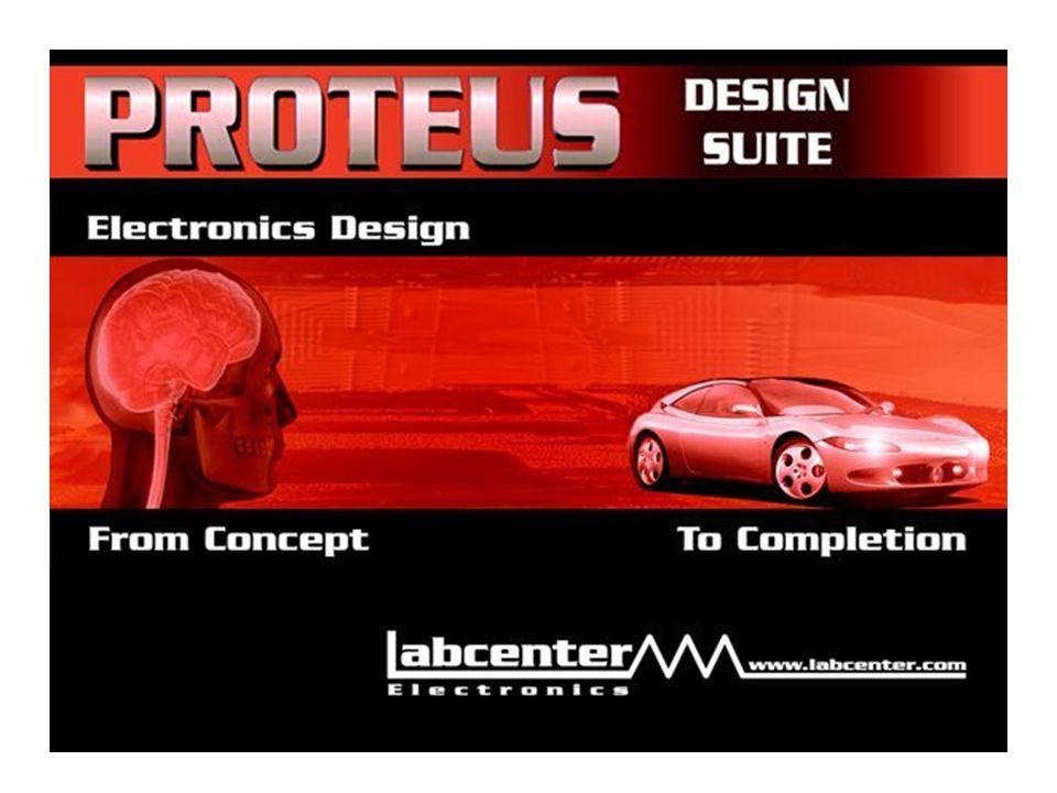 Proteus, elektronik devre kurabileceğiniz, devrelerinizin çalışıp çalışmadığını test edebileceğiniz,daha sonra da devrenizin baskı devre şemasını tasarlayabileceğiniz bir programdır.