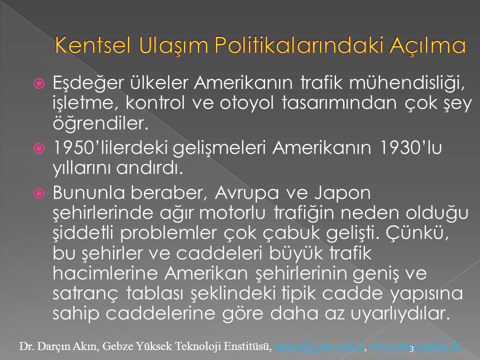 Dr. Darçın Akın, Gebze Yüksek Teknoloji Enstitüsü, dakin@gyte.edu.tr, www.darcinakin.tkdakin@gyte.edu.trwww.darcinakin.tk  Eşdeğer ülkeler Amerikanın
