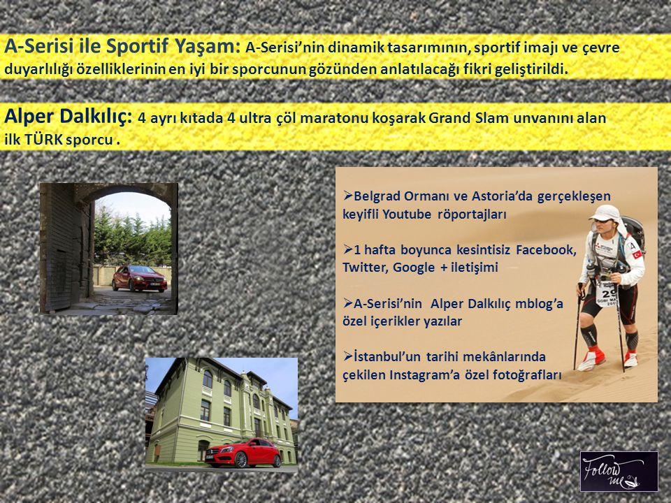 Alper Dalkılıç: 4 ayrı kıtada 4 ultra çöl maratonu koşarak Grand Slam unvanını alan ilk TÜRK sporcu.