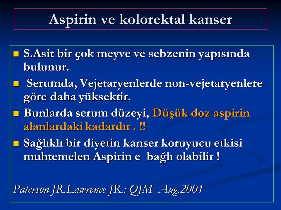 Bitkisel Salisilik asit (Aspirin) Bitkiler zararlı faktörlere karşı kendini korumak için çıkardıkları koruyucu bileşiklerin aktif hale geçmesinde sali