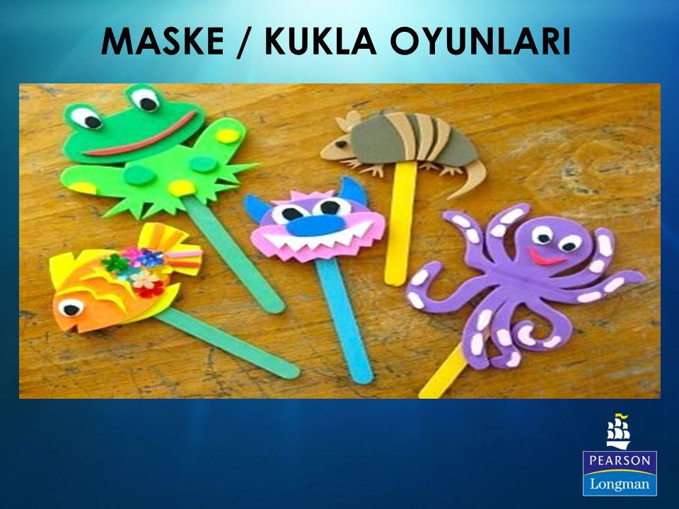 MASKE / KUKLA OYUNLARI