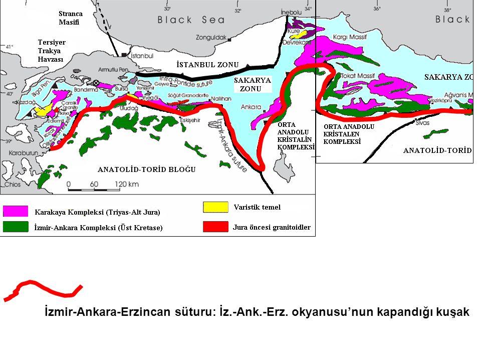 İzmir-Ankara-Erzincan süturu: İz.-Ank.-Erz. okyanusu'nun kapandığı kuşak