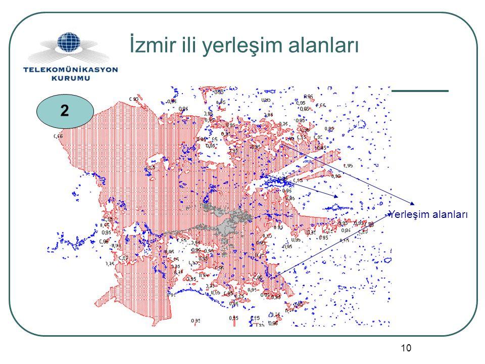 10 Yerleşim alanları İzmir ili yerleşim alanları 2