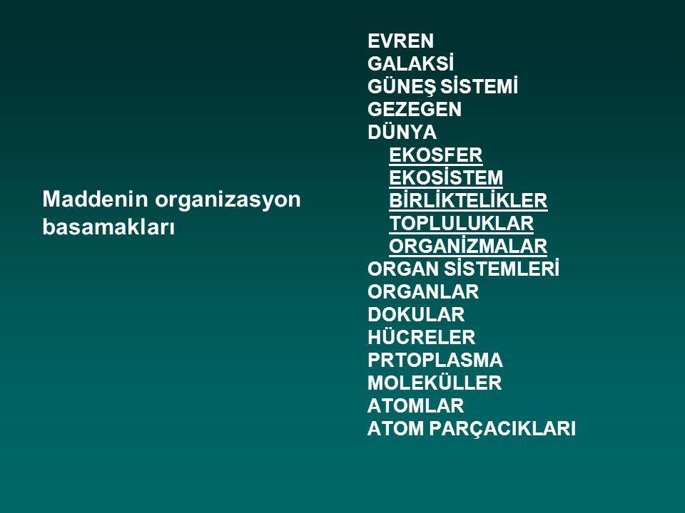 İÇ SULAR Türkiye, yaklaşık olarak 10.000 km2'lik bir alan kaplayan akarsuları ve gölleriyle biyolojik çeşitliliği yaşatmak için çok önemli olan iç su kaynaklarına sahiptir.