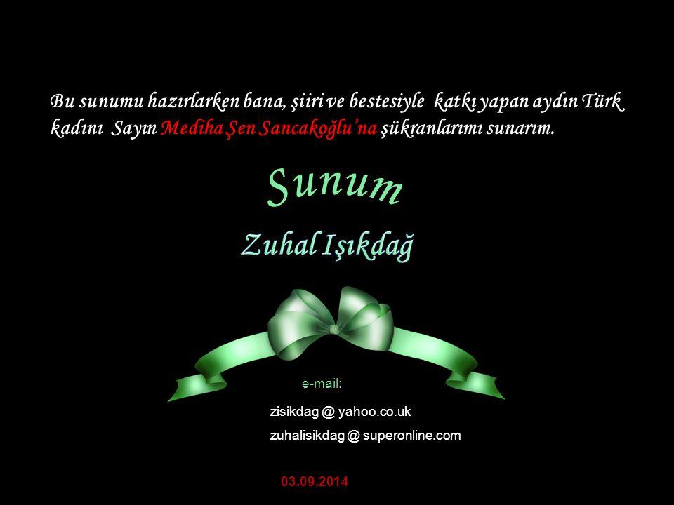 Türklük, benim en derin güven kaynağım, en engin övünç dayanağımdır