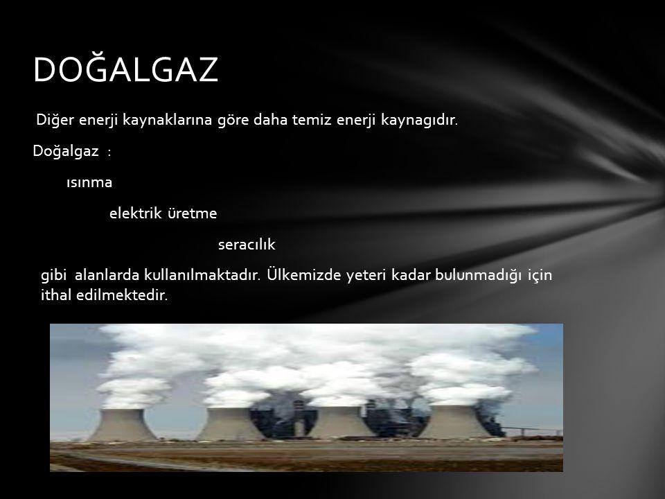 Türkiye güneş enerjisinden yararlanma yöninden çok sanşlıdır.