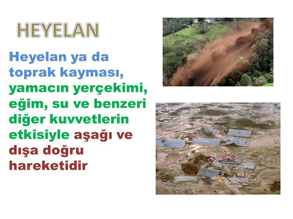 Bir denizin ya da gölün üzerinde meydana gelen bir hortum, yerden emdiği sular ile bir Su hortumu oluşturur.