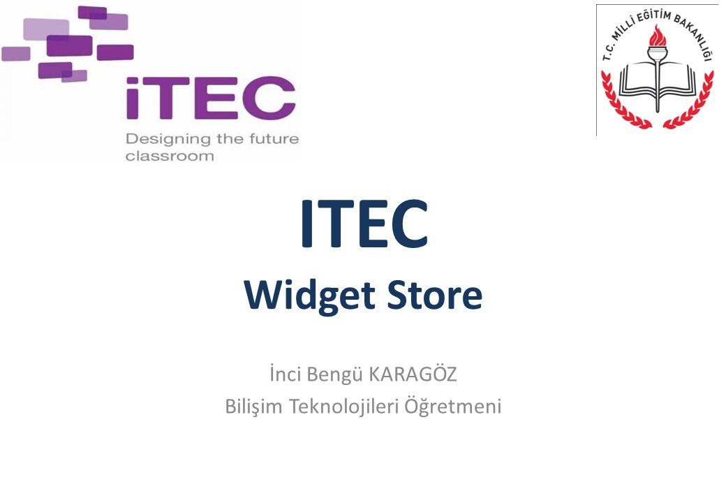 ITEC - Designing The Future Classroom12