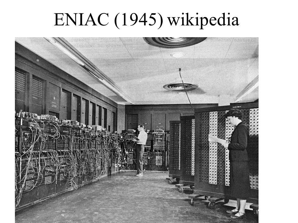 ENIAC (1945) wikipedia