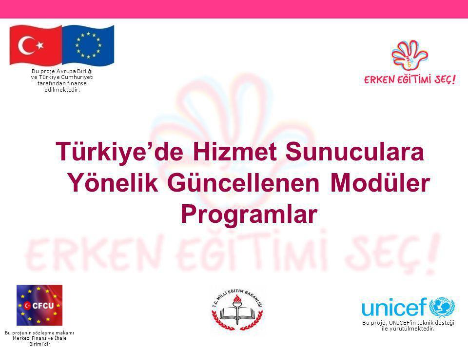 Teorik Bölüm Uygulamalı Bölüm Aktif Katılımı Sağlayan Konu Sunumları, Annelerin Çocuk Eğitim Materyalleri çalışması Ev Ziyaretleri Çocuk Eğitim Materyalleri Uygulamaları