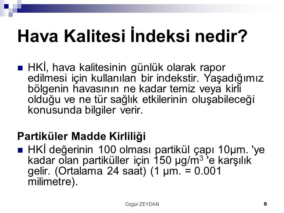 Özgür ZEYDAN17