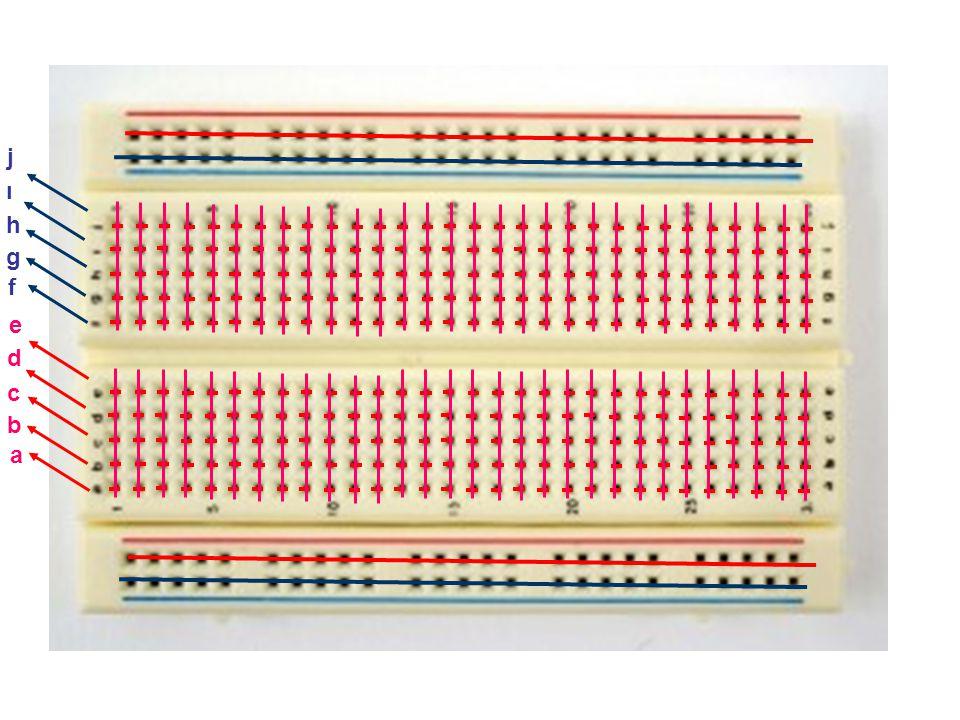 R1R1 R2R2 R 1 ve R 2 dirençlerinden oluşan kapalı bir elektrik devresini, devre tahtası kullanarak kuralım.