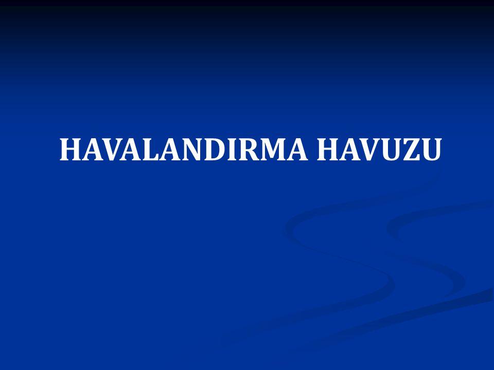 HAVALANDIRMA HAVUZU