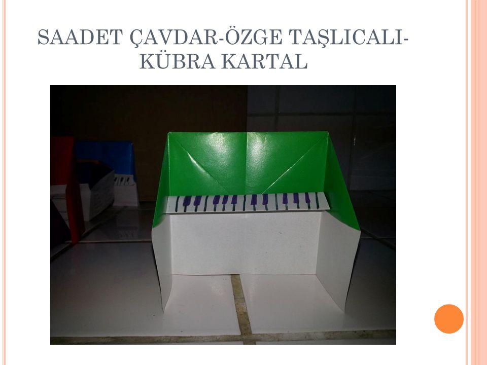 SAADET ÇAVDAR-ÖZGE TAŞLICALI- KÜBRA KARTAL